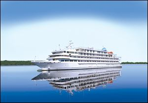 The Toledo/Lucas County Port Authority chose to not try to attract business from a new cruise line on the Great Lakes offered by Pearl Seas cruise line.