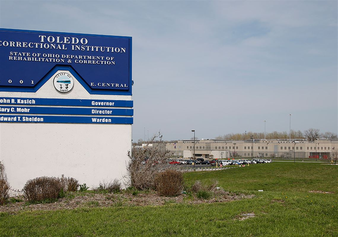 Toledo prison officer attacked by inmate identified | Toledo