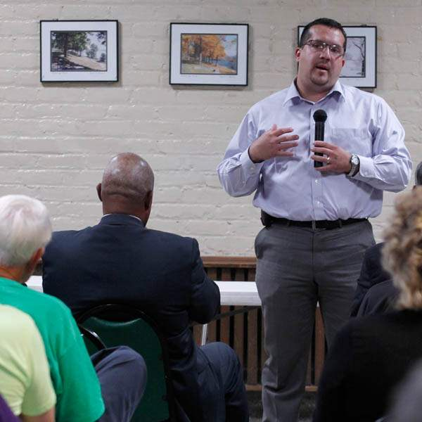 Toledo-city-council-candidate-Shaun-Enright-speaks