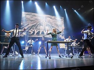 A performance from the 2012 So You Think You Can Dance Tour