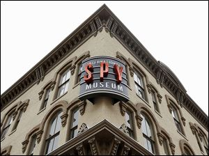 The International Spy Museum  in Washington has had more customers since the shutdown closed the Smithsonian.