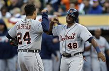 ALDS-Tigers-Athletics-Baseball-17