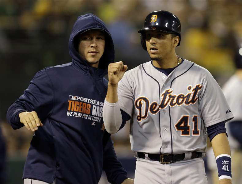 ALDS-Tigers-Athletics-Baseball-19
