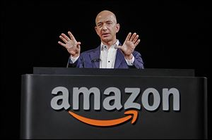 Jeff Bezos, Amazon.com CEO and founder, says he rarely thinks about his father.