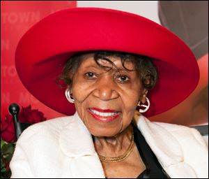 Maxine Powell, who helped Motown Records artists, dies at 98.