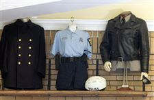 TPD-uniforms-on-exhibit-at-The-Toledo-Police-Museum