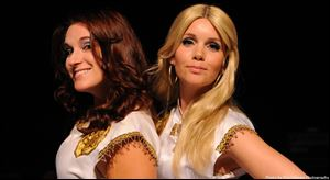 Singers with the ABBA tribute band will have the crowd bouncing at the Valentine Gala on Saturday night in downtown Toledo.