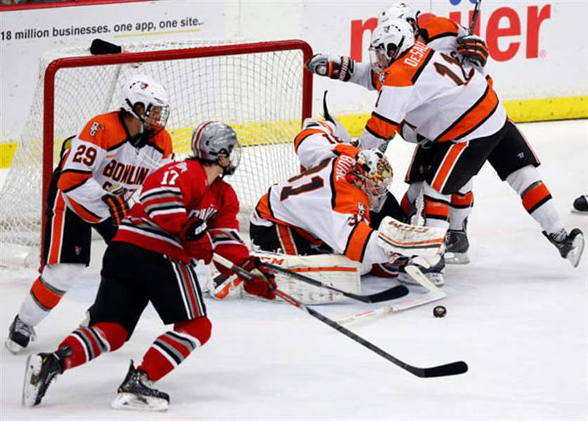 Bowling-Green-State-University-goalie-Tom