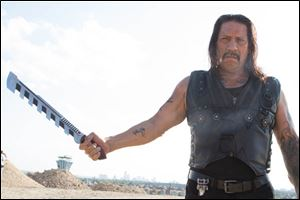 Danny Trejo in a scene from