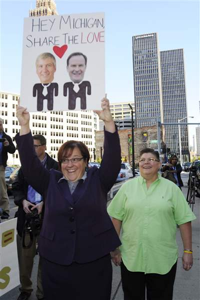 Gay-Marriage-Michigan-Rally