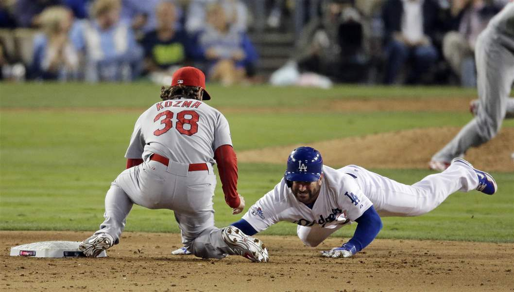 NLCS-Cardinals-Dodgers-Baseball-13