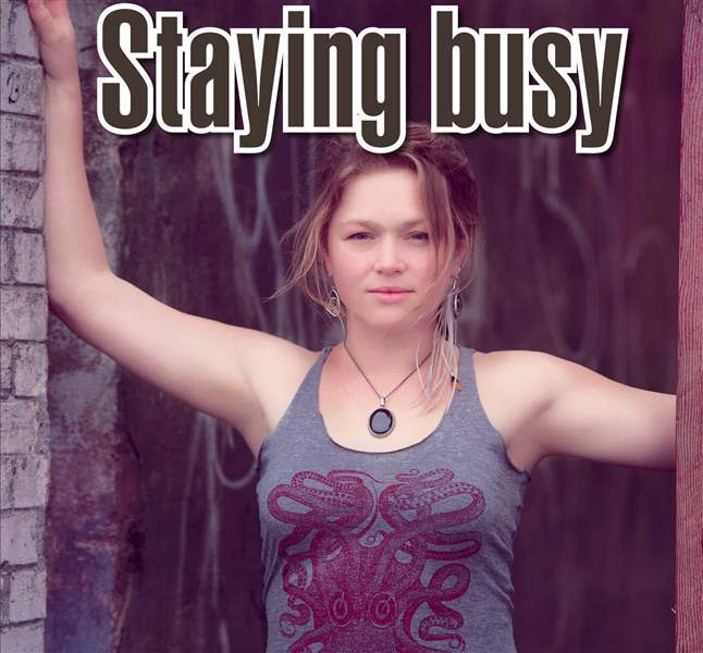 Satying-busy-bowersox