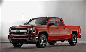 The Chevrolet Silverado Z71 debuts in Pontiac, Mich. General Motors is adding almost $2,100 to the sticker price of the base 2014 Chevrolet Silverado.