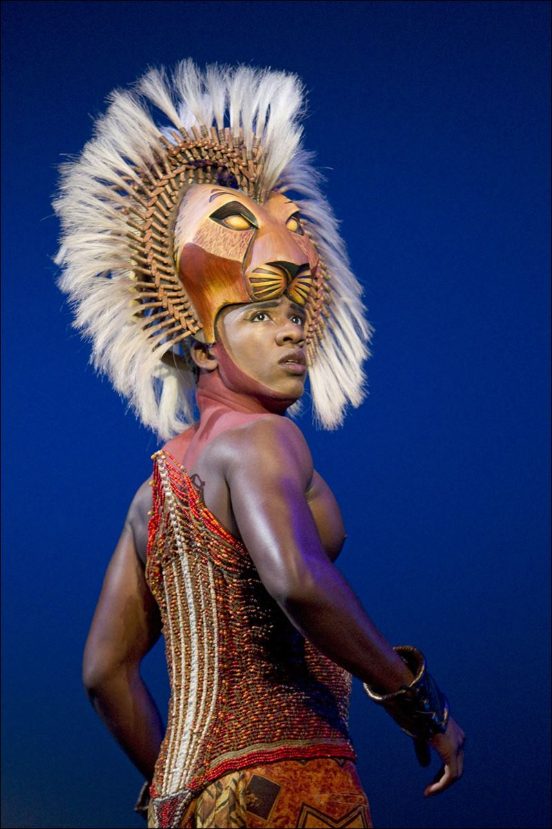 'The Lion King' to set...