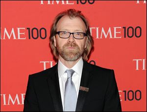 Writer George Saunders