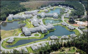 The Marsh's Edge continuing care retirement community  in St. Simons, Ga., features villas, apartment homes assisted living, memory care, and skilled nursing services.