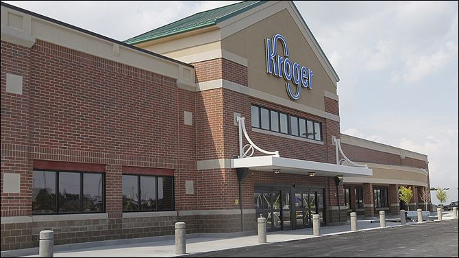 b3kroger The new Kroger store on Reynolds Road in Maumee that opens on Friday will replace a store on Glendale Avenue in South Toledo.