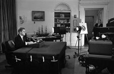 U-S-President-John-F-Kennedy-address