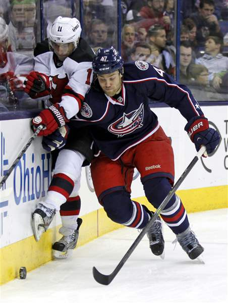 Devils-Blue-Jackets-Hockey