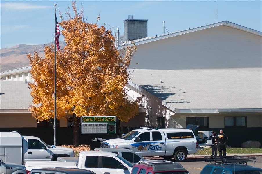 School-Shooting-Nevada