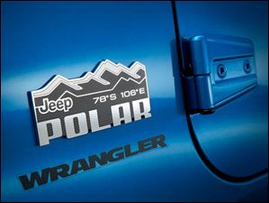 New Jeep Wrangler Polar Edition