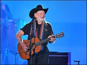 Willie Nelson performs at the 2012 CMT Music Awards in June, 2012 in Nashville, Tenn.