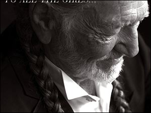 "This CD cover image released by Legacy shows ""To All the Girls,"" by Willie Nelson. (AP Photo/Legac"
