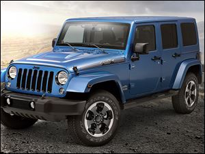 The Jeep Wrangler Polar Edition was introduced as a Europe-only special edition, but the company quickly changed its mind.