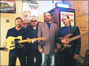 The Postmodern Blues Band will perform Saturday at One2 Lounge in Treo Restaurant in Sylvania.