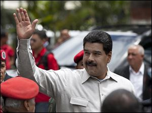 Venezuela President Nicolas Maduro announced the creation of a new ministry known as the Vice Ministry of Supreme Happiness.