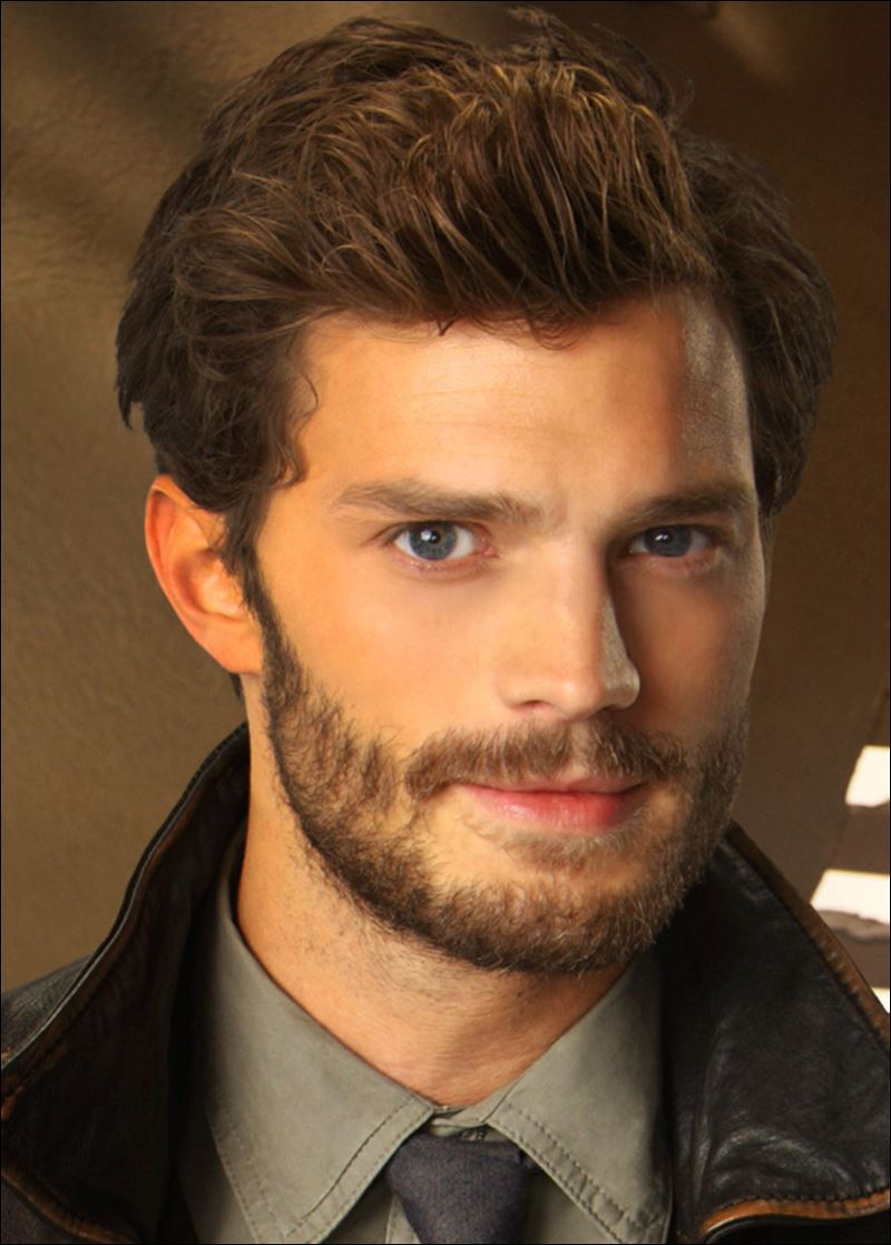 jamie dornan cast as christian grey