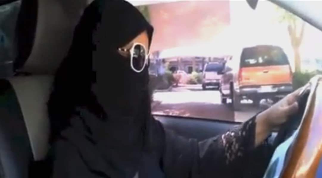 Mideast-Saudi-Women-Driving-3