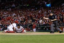 Home-plate-umpire-Bill-Miller-makes-the-call-as