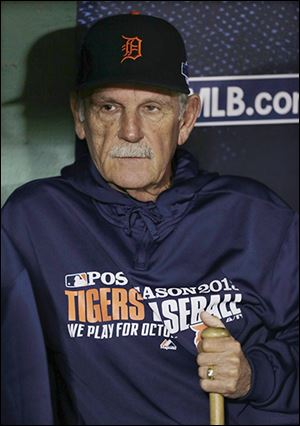 Former Tigers manager Jim Leyland will be the grand marshal for the Detroit Thanksgiving parade.