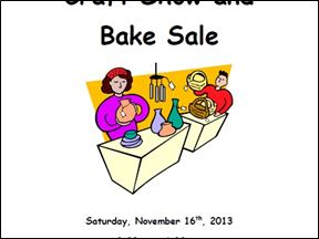Bavarian Sports Club Craft Show and Bake Sale