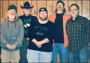 Local country rock group Nite Express will play Friday and Saturday at Sneaky Pete's Saloon.