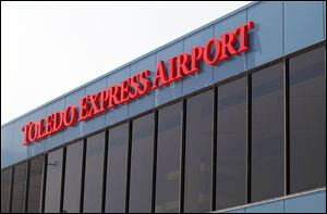 Toledo Express Airport, which is projected to lose about $674,000 this year, is operated and subsidized by the Toledo-Lucas County Port Authority. It opened in 1955.