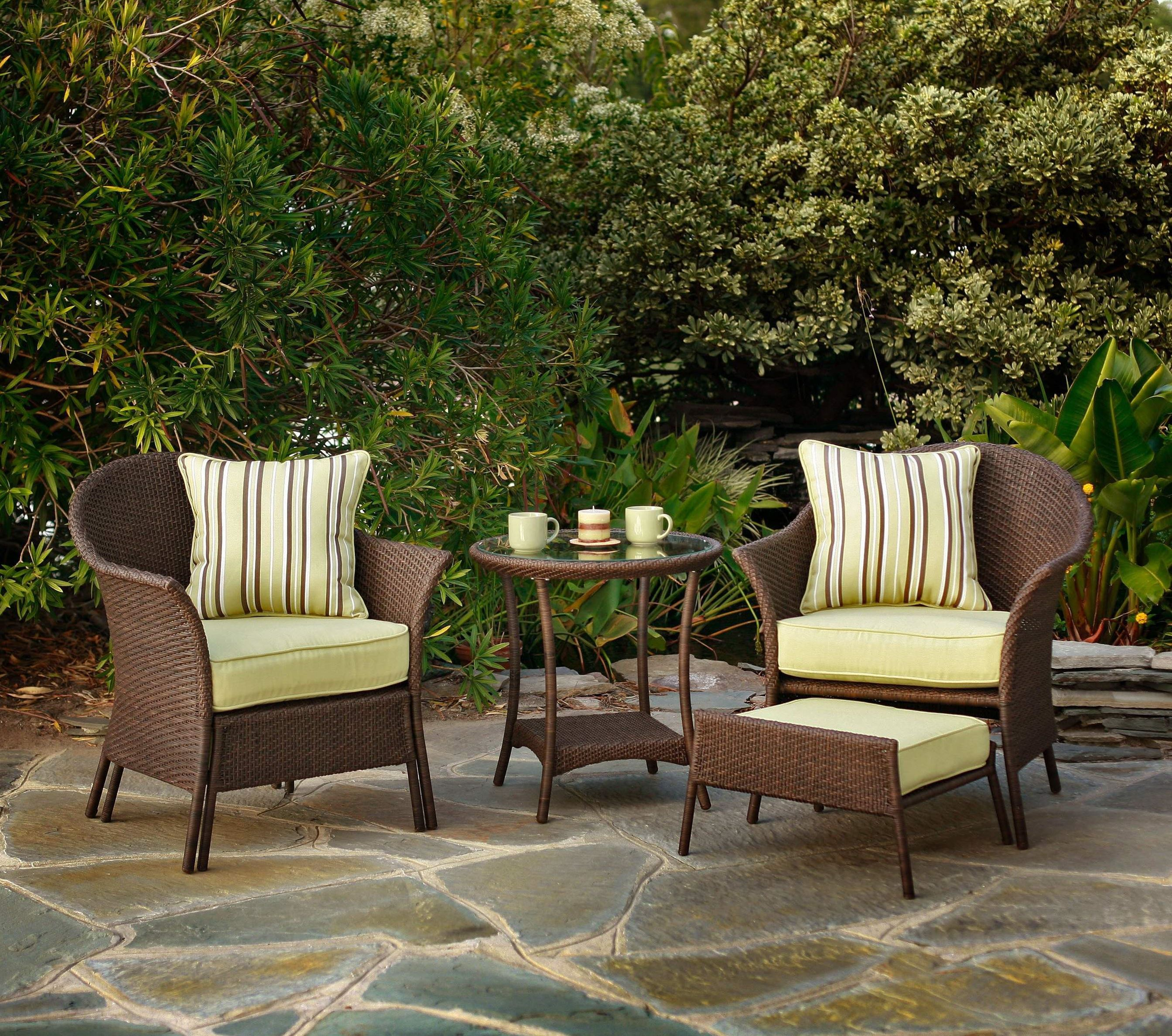 Proper Care Can Make Outdoor Furniture Last The Blade
