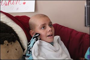 Devin Kohlman is suffering from brain cancer and may not live long enough to see Christmas.