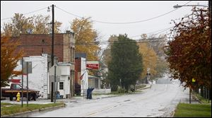 Hoytville, Ohio, is home to about 300 residents. No candidates filed to appear on the ballot for mayor or four openings on village council.