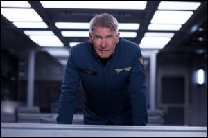 Harrison Ford in a scene from