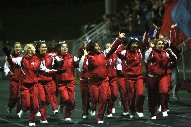 Bowsher-Start-cheerleaders