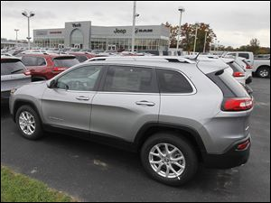 Experts say it will take six months or more before Chrysler will know if the Cherokee is a hit with customers. Some new domestic cars are a hit initially but then fade.