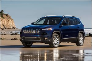 2014 Jeep Cherokee Limited.