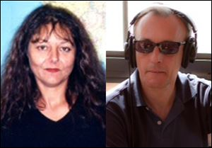 This combination of undated photos provided by Radio France International shows journalists Ghislaine Dupont, left, and Claude Verlon. French and Malian officials said gunmen in Kidal, northern Mali abducted and killed the two French radio journalists on assignment Saturday, Nov. 2, 2013.