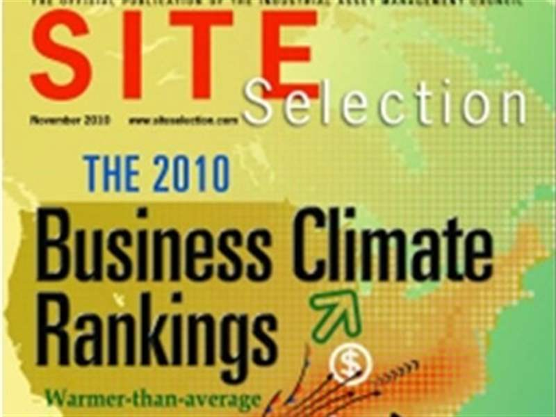 Site-Selection-Business-Climate-Rankings