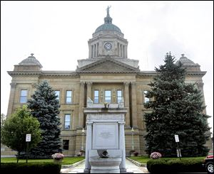 The historic Wyandot County Courthouse will get an overhaul, now that voters have approved a 1-mill, six-year levy that will generate $2.25 million to fix the roof, the domes, and everything else that's been neglected on the 1899 building.