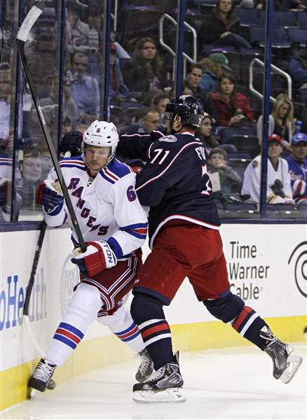 Rangers-Blue-Jackets-Hockey