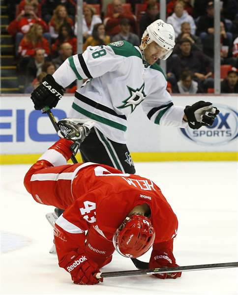 Stars-Red-Wings-Hockey