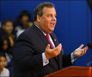 New Jersey Gov. Chris Christie defeated Democratic challenger Barbara Buono to win his second term as governor.